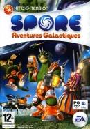 Boitier Spore - Aventures Galactiques