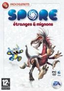 Boitier Spore - Pack d'Eléments étranges et mignons