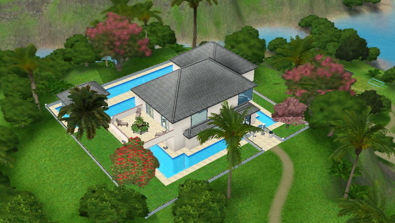 T L Chargement Gratuit De Cr Ations Sims Maisons